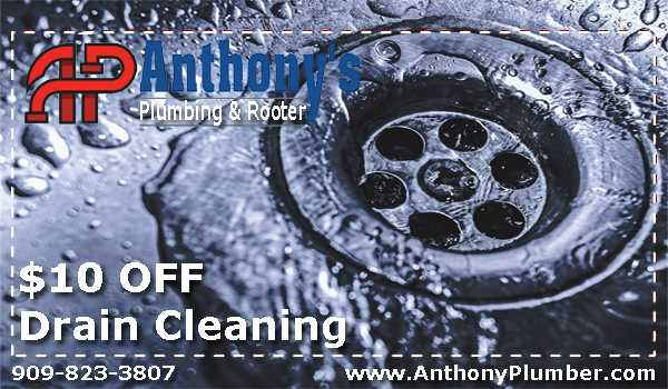 Anthony's Plumbing is Irwindale's best plumbing company.